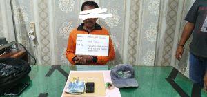 Edarkan Narkoba Jenis Sabu, Adenan Warga Mersam Ditangkap Polisi