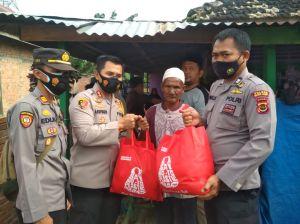 Kapolres Muarojambi Sambangi Rumah Duka Korban Tenggelam di Sungai Batanghari