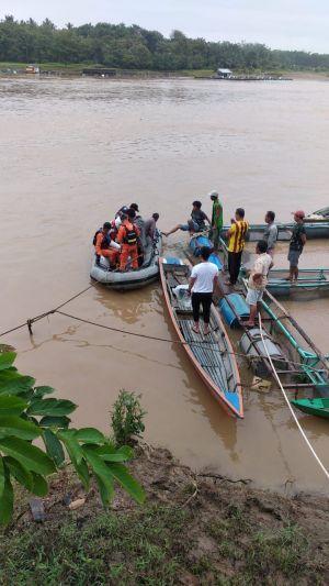 Tiga Hari Menghilang, Warga Pematang Pulai Ditemukan Mengapung di Sungai Batanghari