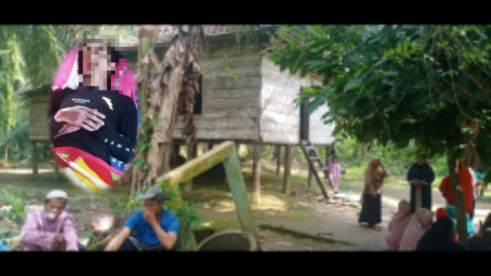 News ! Pemuda Asal Palembang Tewas Tergantung di Desa Pulau Raman