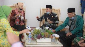 Al Haris Sampaikan Empat Poin ke Pj Gubernur Jambi