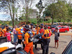 Jasad Pekerja Jembatan Merangin II  Ditemukan