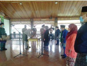 Bupati Fadhil Lantik Pejabat JTP dan Administrator di Lingkungan Pemda Batanghari