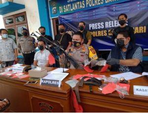 DPO Kasus Pembunuhan Mati Ditembak