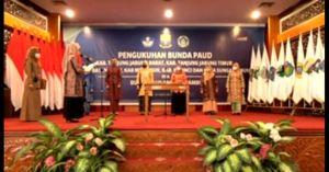 Pengukuhan Bunda PAUD, Ketua IGTK dan Himpaudi Batanghari Tak Diundang