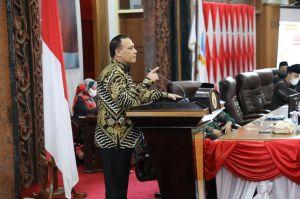 Ketua KPK Ingatkan DPRD Jambi: RAPBD Harus Utamakan 7 Indikator Kesejahteraan Umum